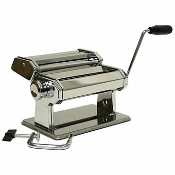 Maxam Stainless Steel Pasta Machine