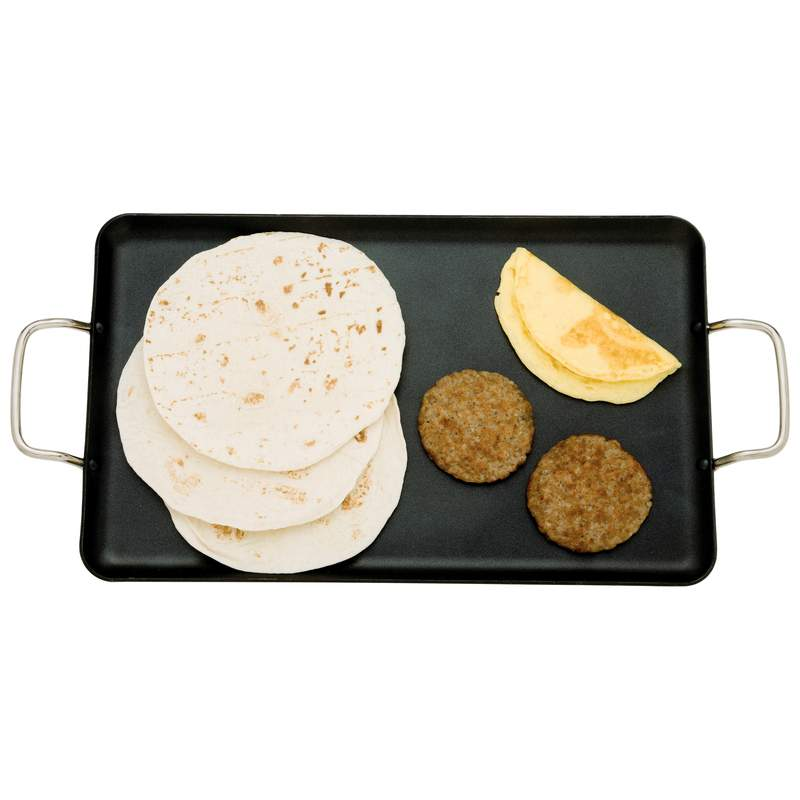 Aluminum Double Griddle