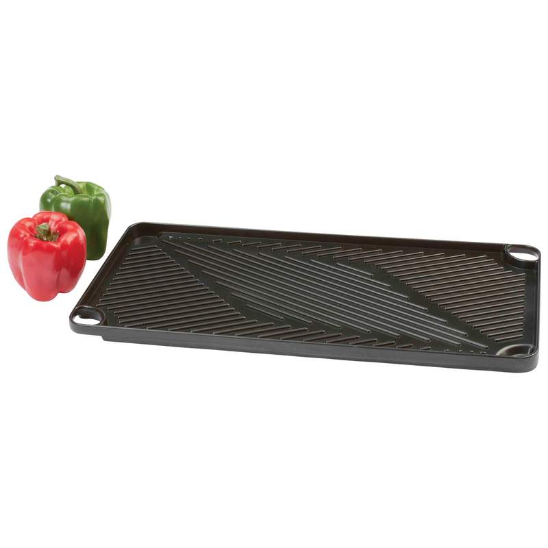 Chef's Secret® Cast Aluminum Grill and Griddle