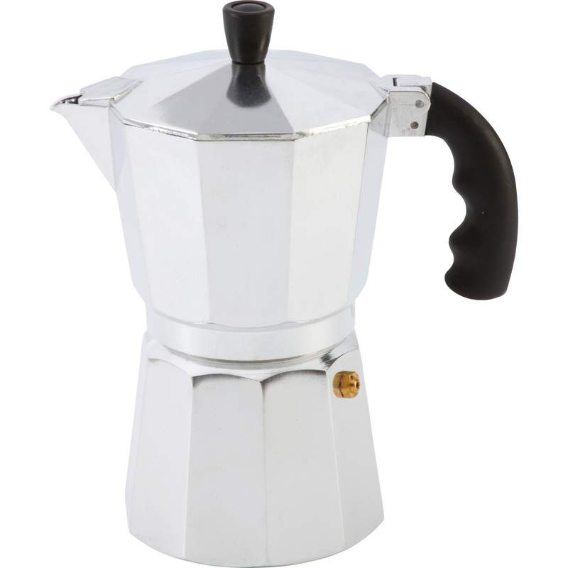 Chef's Secret. Aluminum 6-Cup Stovetop Espresso Maker