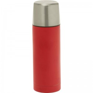 "Classic Safari"" 16oz Stainless Steel Vacuum Bottle"