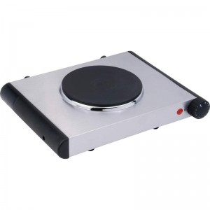 Maxam Electric Cast Iron Single Burner Hotplate