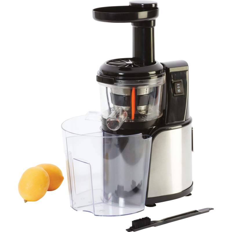 Maxam Silent Low-Speed Auger Juicer