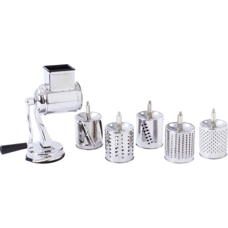 Maxam Stainless Steel Multi-Grater/Chopper