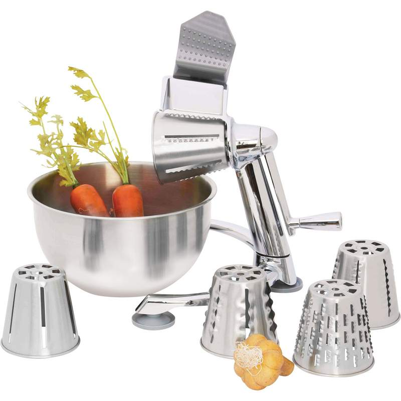 Maxam Vegetable Chopper with 5qt Bowl