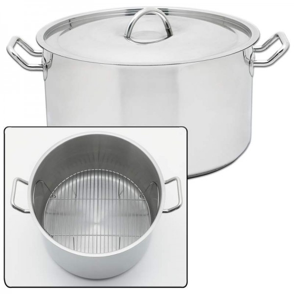 Precise Heat 42qt Waterless Stockpot