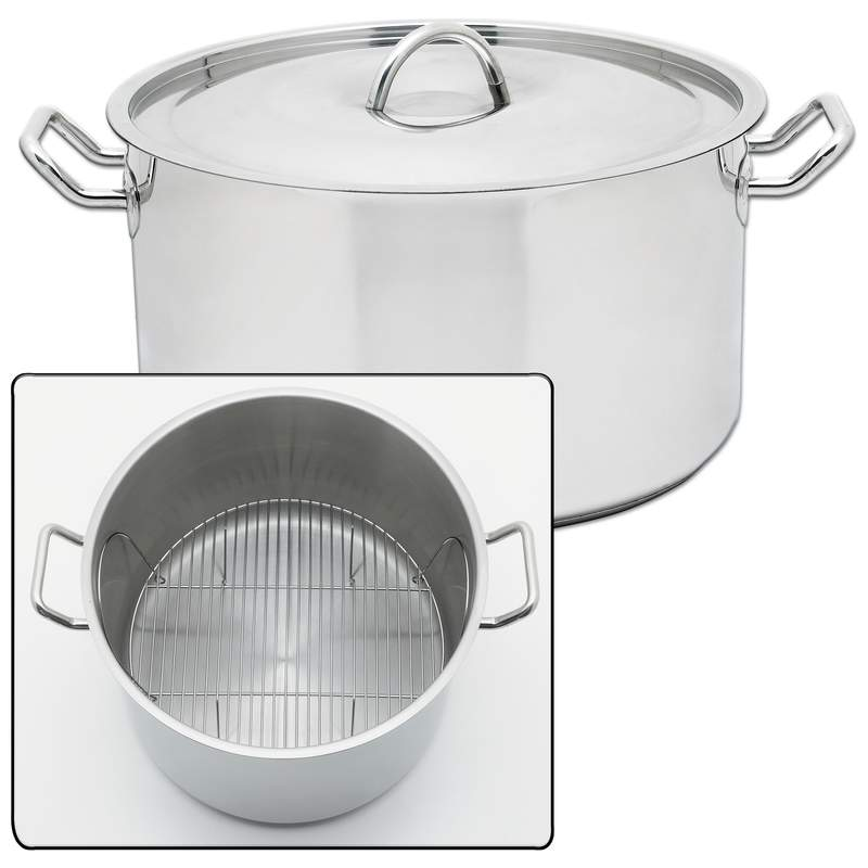 Precise Heat 42qt Waterless Stockpot