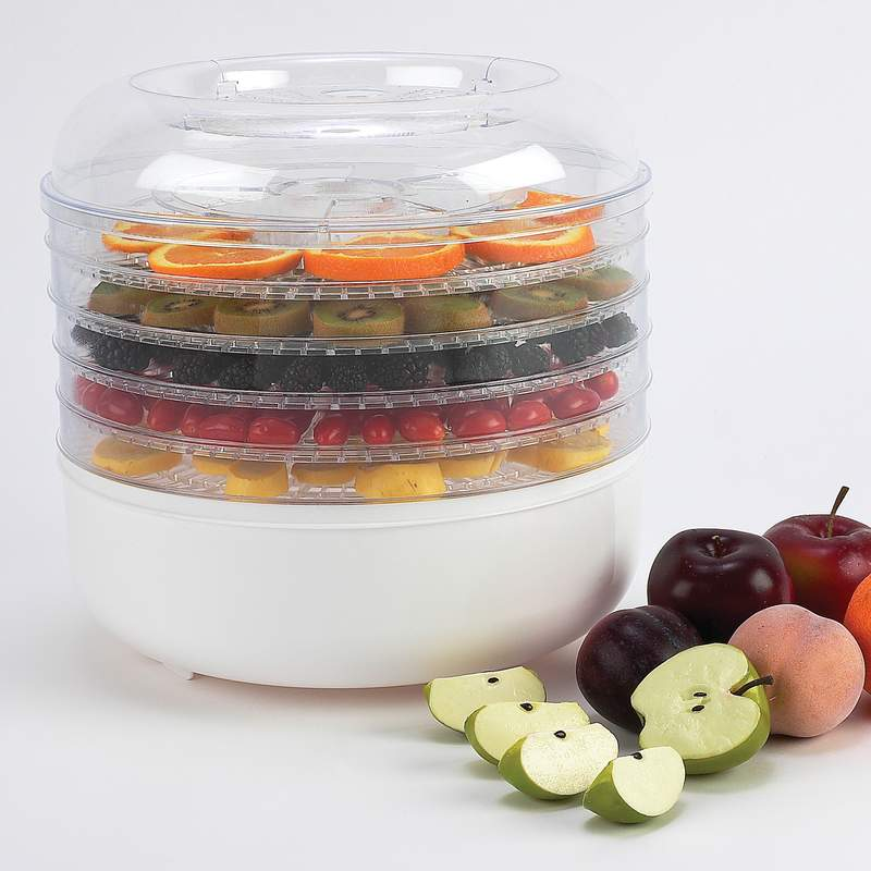 Precise Heat 5-Layer Electric Food Dehydrator