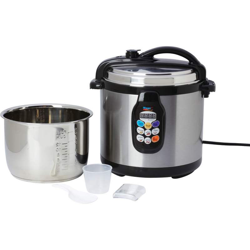 Precise Heat 6L Electric Pressure Cooker
