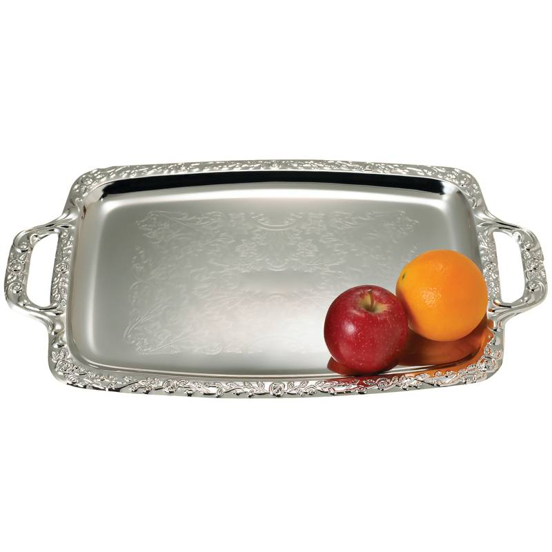 Sterlingcraft Oblong Serving Tray